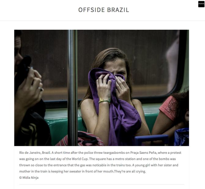 THE OTHER SELEÇãO | World Cup 2014 Photographers Blog by Steef Fleur
